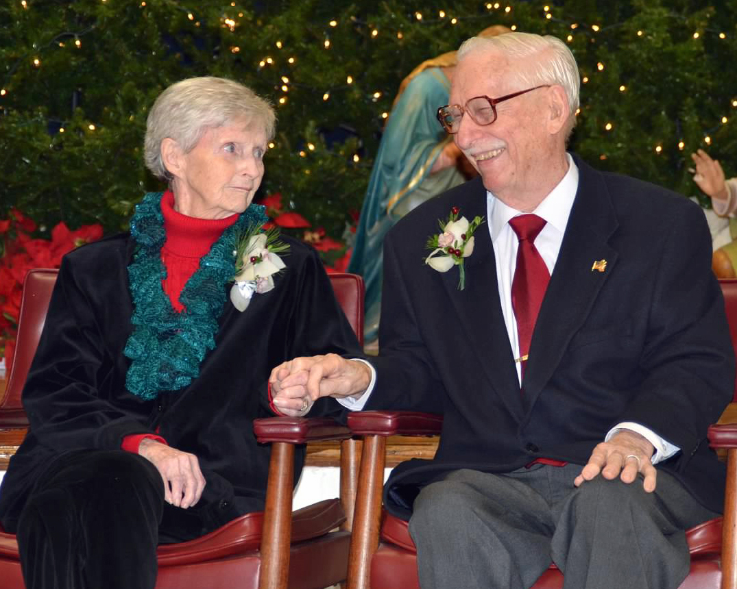 Bill and Maureen Billerbeck receive Archdiocese of Washington's 75th Anniversary Award