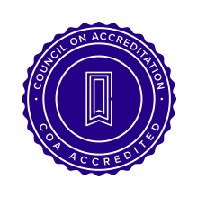 St. Ann's Center Accredited by Council on Accreditation