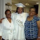 Teen Mother Graduation from St. Ann's High School